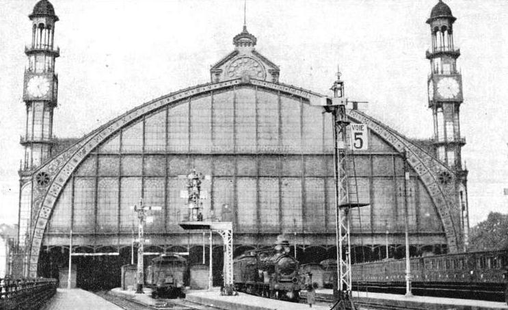 The Terminus at Antwerp