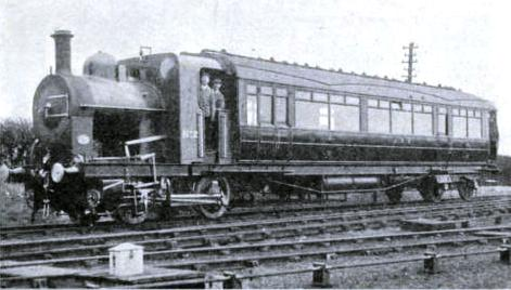A RAIL MOTOR-CAR (NO. 2)