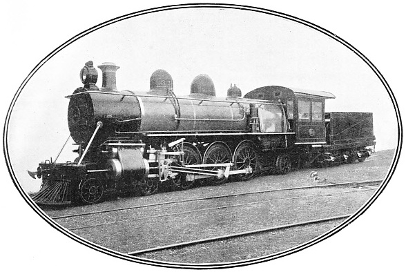 "ONE OF THE FIRST ""PACIFICS"" 4-6-2 ""Q"" CLASS, No. 344"