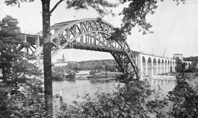 The Arsta Bridge, Stockholm