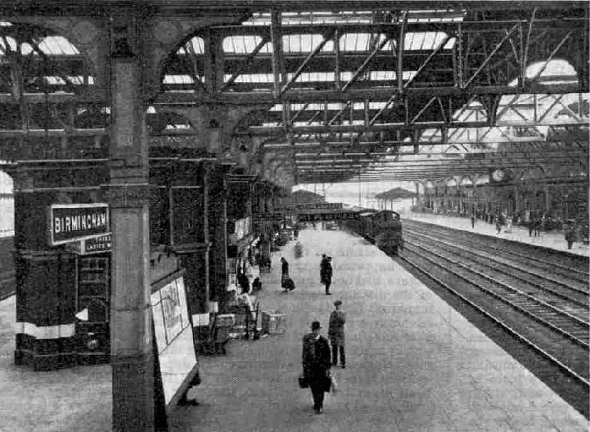 Snow Hill Station, Birmingham