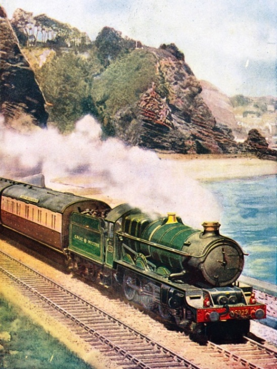 "The ""Cornish Riviera Express"""