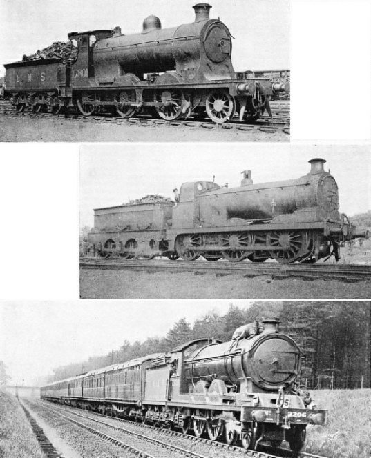 The story of the locomotive