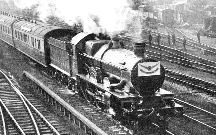 "The ""Cheltenham Flyer"" - the world's fastest regular steam train"