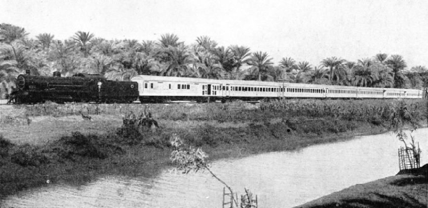 "THE ""STAR OF EGYPT EXPRESS"""
