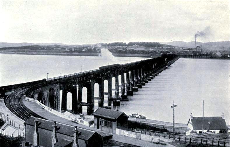 THE NEW TAY BRIDGE