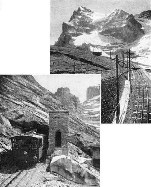 The JUngfrau Railway