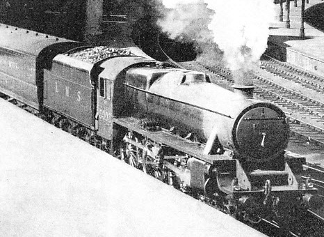MODERN 4-6-0 LMS LOCOMOTIVE for mixed traffic